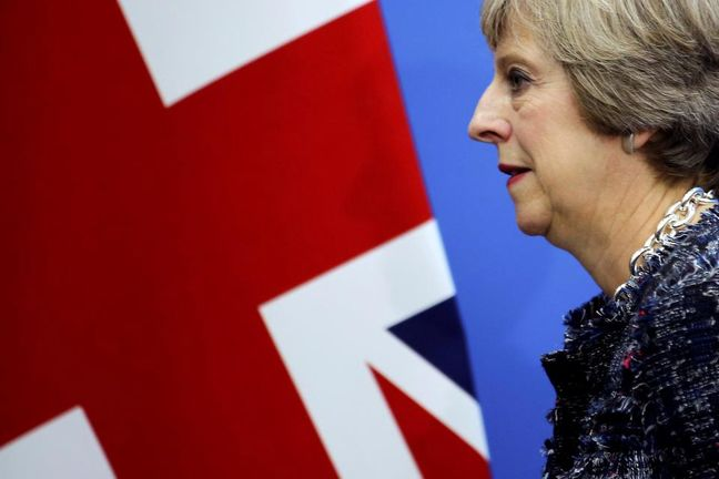 PM vows to make Britain 'sovereign' in first Brexit detail