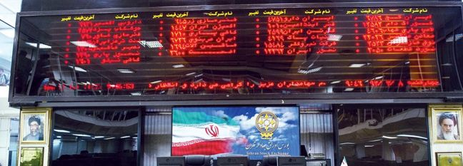 Iran Fara Bourse Tops World Market Cap Return