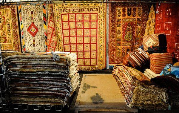 Iran Handmade Carpet Exports Up 27%