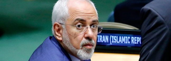 US Shelves Plan to Sanction Zarif