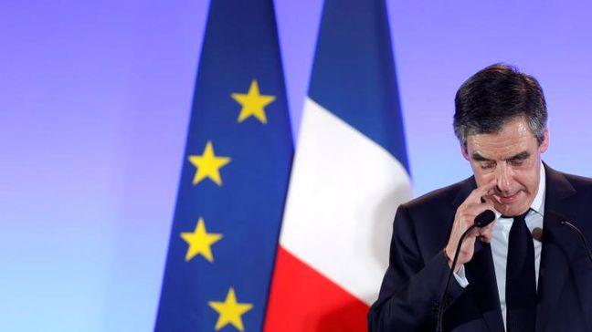 France's Fillon stays in presidential race despite deepening legal probe