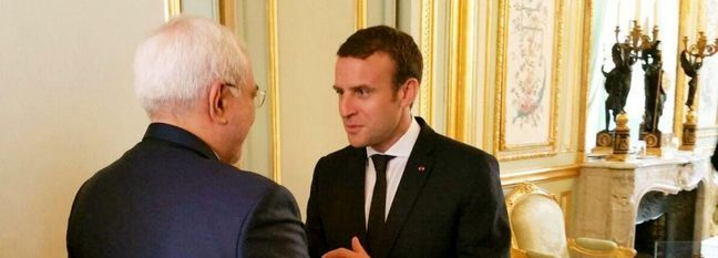 French Efforts Unlikely to Overcome Iran-US Impasse