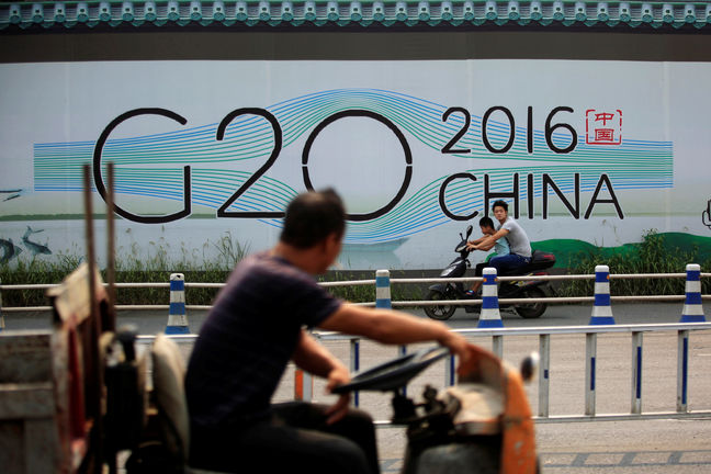 G20 a success for China, but hard issues kicked down the road