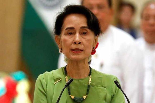 Myanmar's Suu Kyi to skip U.N. assembly to deal with Rohingya crisis