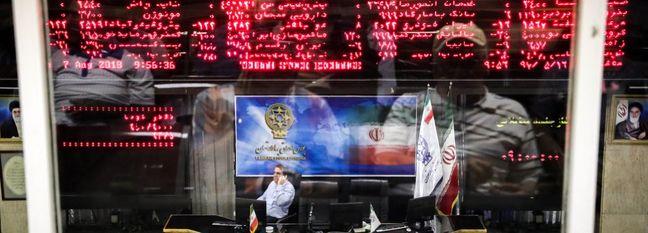 Tehran Stock Exchange Closes 5-Day Winning Streak