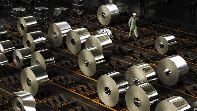 Iran Steel Exports Up 55%