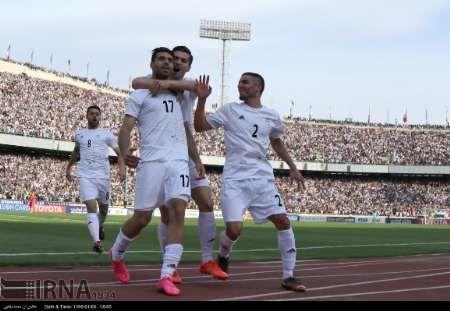 Iran defeats China, takes a major step towards 2018 FIFA World Cup