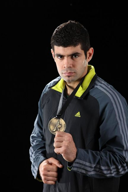 Iranian Karate fighter bags bronze medal in Paris League
