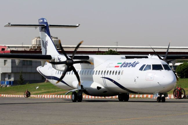 New ATR Planes Join Iran Air Fleet