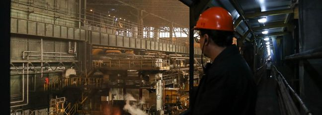 Iran's Annual Steelmaking Capacity Close to 40m Tons