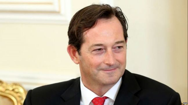 British envoy says he looks forward to next phase of bilateral cooperation