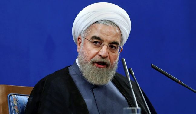 Rouhani Says Renegotiating Iran Nuclear Deal 'Out of Question'