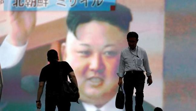 Trump Warns North Korea He Would Strike to Stop Threats to U.S.