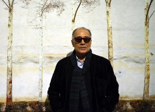 Special prize of Asia Pacific Screen Awards for Kiarostami