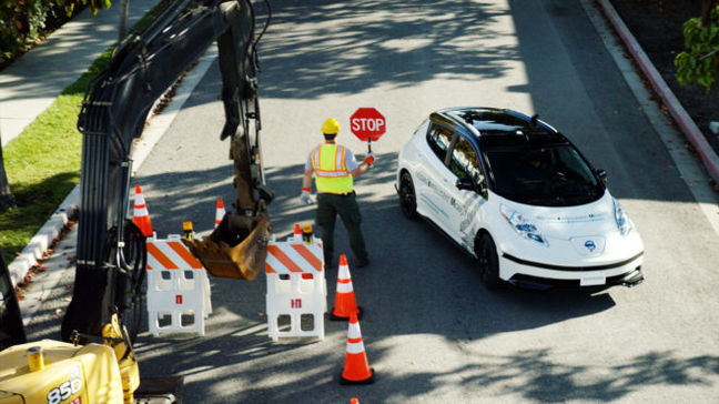 Automakers, suppliers team up to share costs of self-driving cars