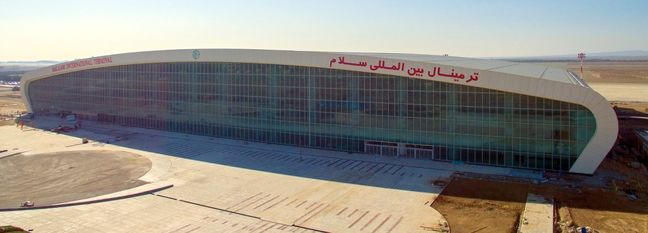 Tehran IKIA Airport's Salam Terminal Ready for Inauguration
