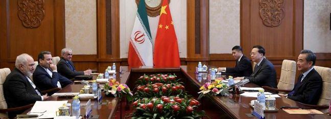Zarif, Wang Discuss 25-Year Roadmap, Regional Stability