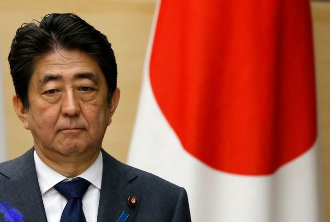 Japan's Abe 'Deeply Worried' by Mideast Tensions