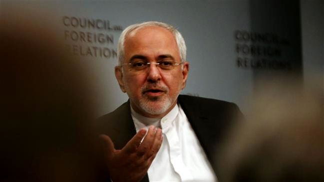 Iran's Zarif says Trump's new travel ban shows his fake empathy for Iranians