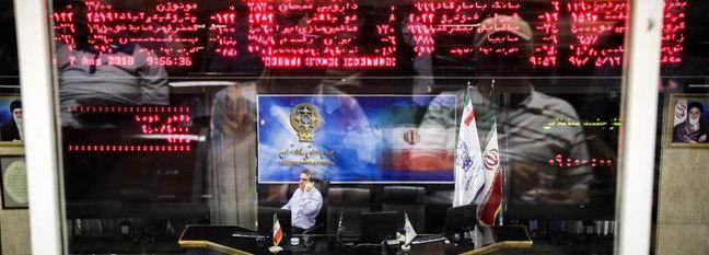 Tehran Stock Exchange Posts Double Returns in 9 months