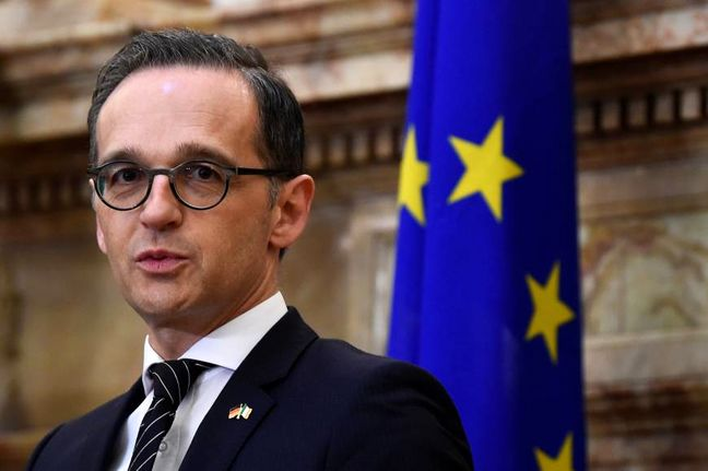 German FM Heiko Maas: Iran Payment System Will Be Finalized Soon
