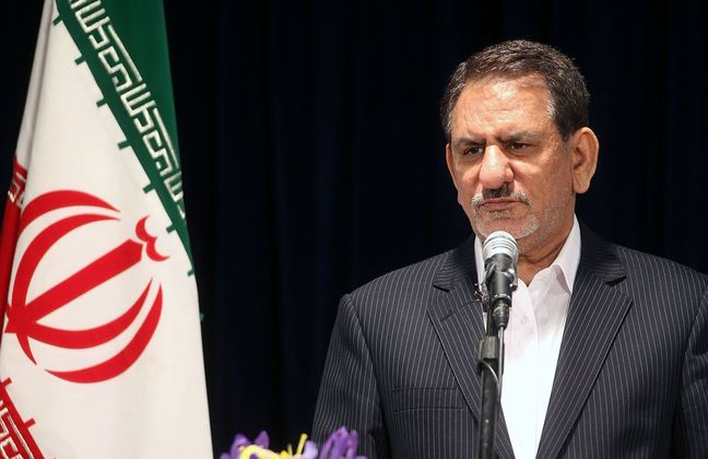 Jahangiri: Tehran-Muscat friendly relations exemplary to regional states