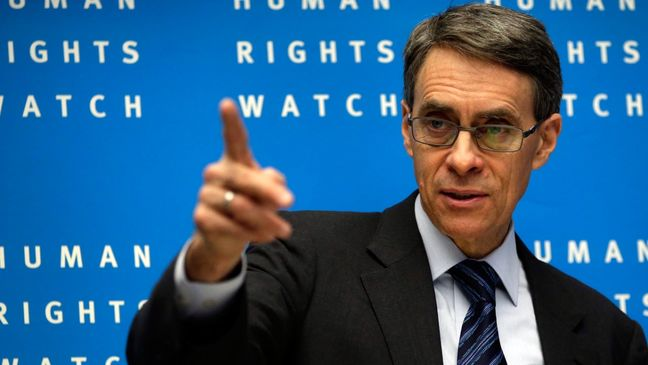 HRW Calls for US Sanctions Relief to Help Iran's COVID-19 Response