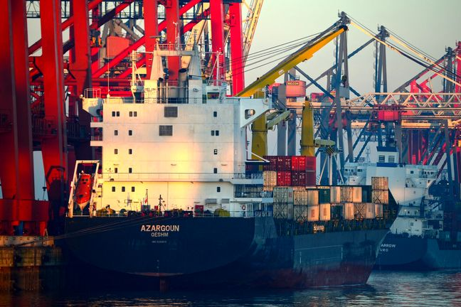 Port Activity Thrives Under Rouhani