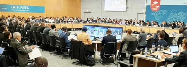 Failure to Join FATF Not in National Interest