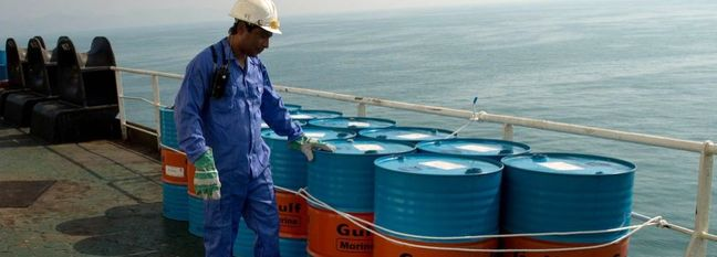 Brent, WTI Prices Fall by Over 1%
