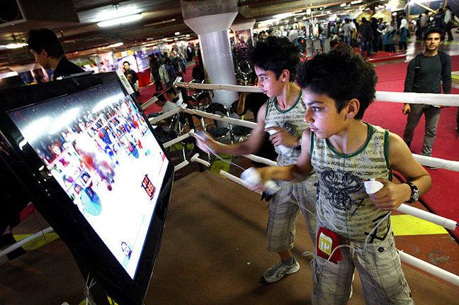 Tehran Hosts Computer Games Event