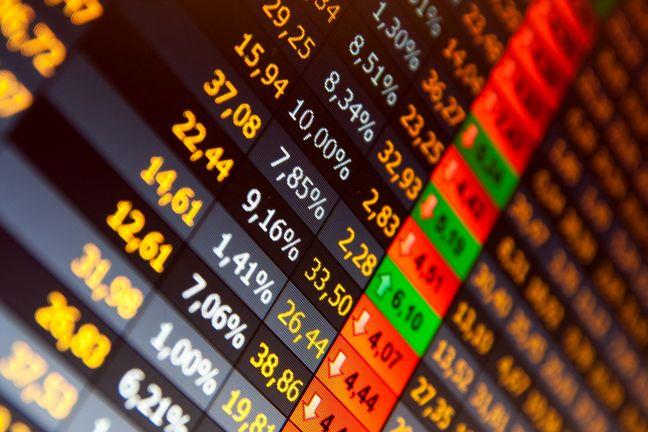 TEDPIX Tuesday Trade Up 0.2 Percent