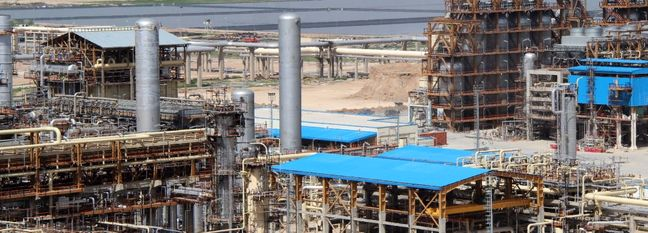 Refineries in Iran Struggling to Comply With IMO Sulphur Cap