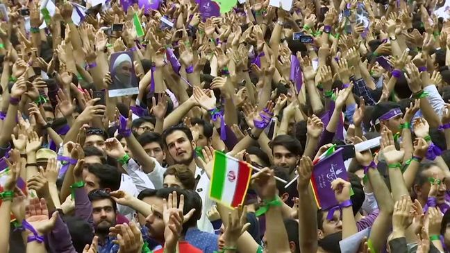 About 67% of Iranians to vote in presidential elections: Polls