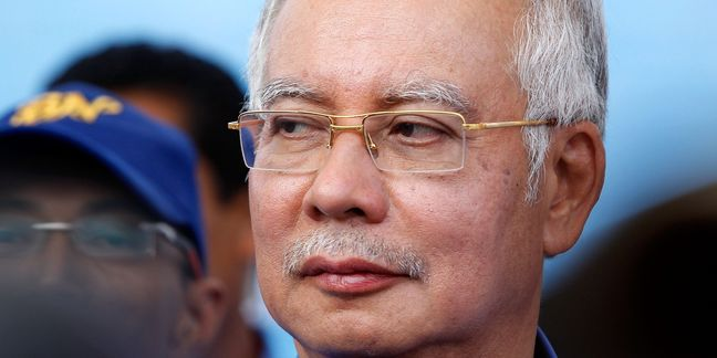 Former Malaysian PM arrested in stunning fall from grace