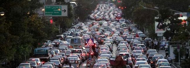 New Tehran Traffic Scheme Takes Off