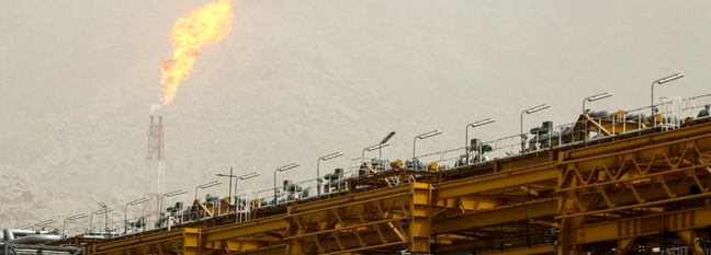 South Pars Gas Flaring Down 21%