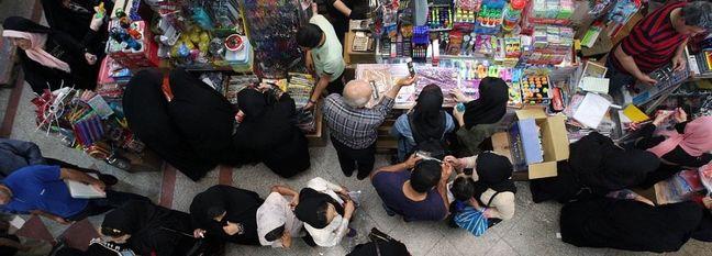 Rich-Poor Inflation Gap Narrows in Iran