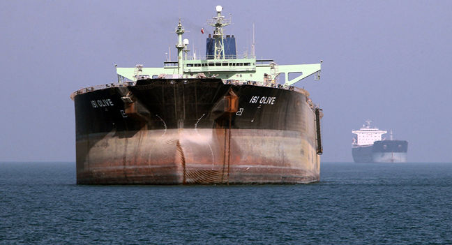 Iran sells ultra light oil to BP for first time