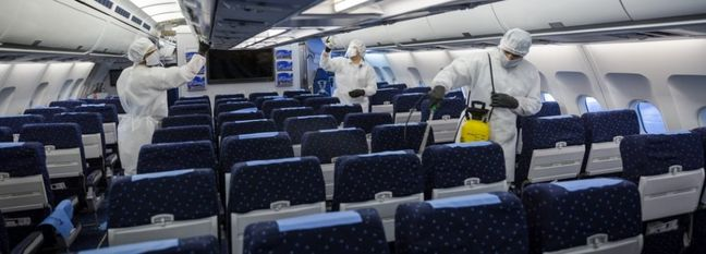 Airlines to Receive $87 Million in Coronavirus Bailout