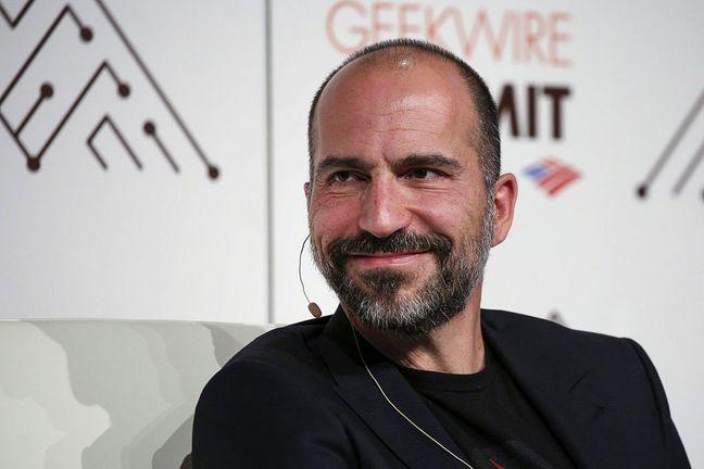 Uber's New CEO Embraces Travis Kalanick. Will It Last?