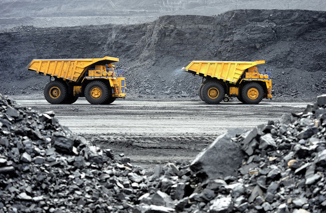 Iranian Coal Potential Untapped