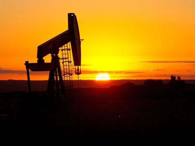 Oil prices on track for greatest yearly percentage gain since 2009