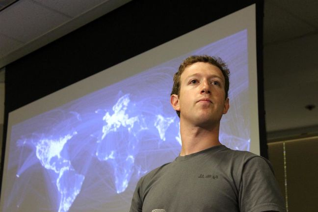 Zuckerberg Sells $95 Million in Facebook Shares for Philanthropy
