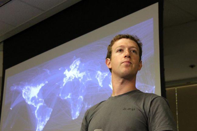 Zuckerberg Sells $95 Million in Facebook Shares for Philanthropy