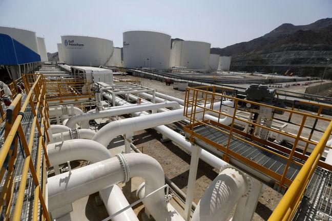 U.A.E. Oil Port at Fujairah Opens Crude Jetty to Boost Hub Role
