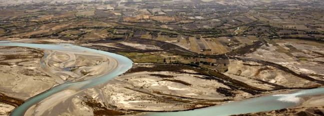 Hirmand Water Rights, Sistan Dust Storms Discussed With Afghans
