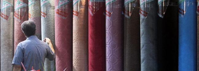 Iran Seventh Biggest Global Exporter of Textile Floorings