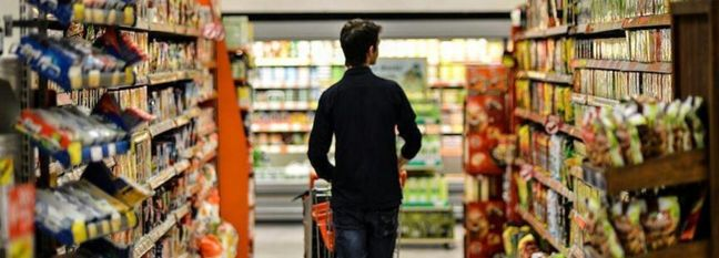 Food and Beverages Inflation Tops 25%