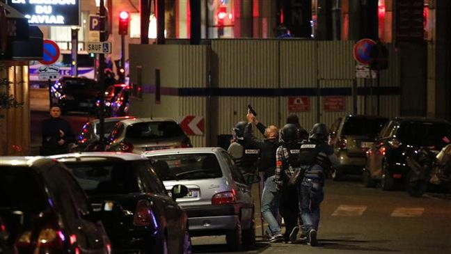 Iran condemns bloody terror attack in Paris